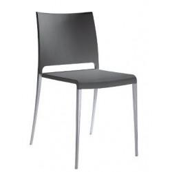 Chaise design en aluminium MYA