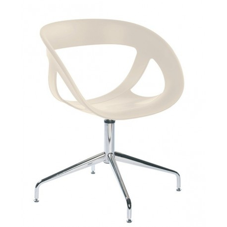 Fauteuil pied central MOEMA