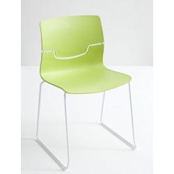 Chaise design plastique SLOT S