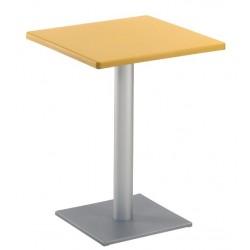 Table de terrasse carré BQJ