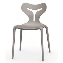 Chaise design plastique AREA