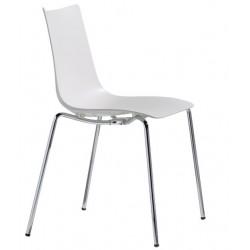 chaise design plastique ZEBRA