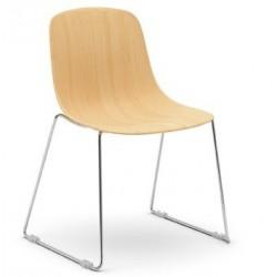 Chaise bois PURE LOOP 3D SL