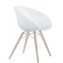 Chaise bois GLISS Wood
