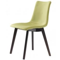 Chaise bois moderne Zebra Pop.