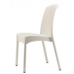Chaise plastique empilable OLIMPIA TREND.