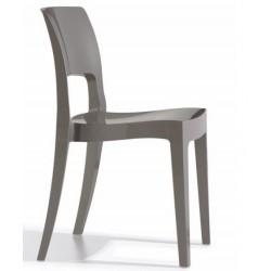 Chaise de terrasse en polypropylène ISY.