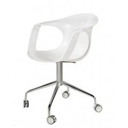 Chaise de bureau FLICK R blanc