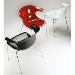 Chaise plastique LOOP par Infiniti
