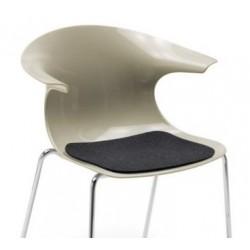 Coussin pour chaise plastique LOOP