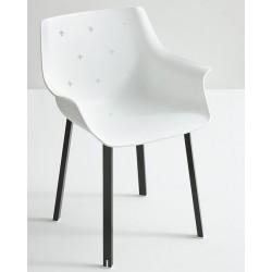 Chaise design de salle à manger MORE.