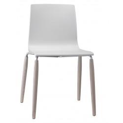 Chaise design Natural Alice par Scab