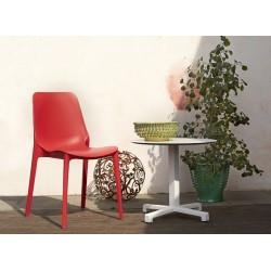 Chaise moderne Ginevra par Scab