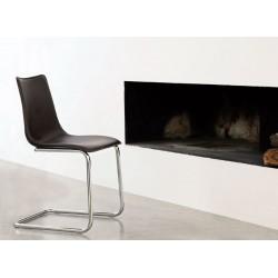 Chaise design Zebra Pop par Scab.