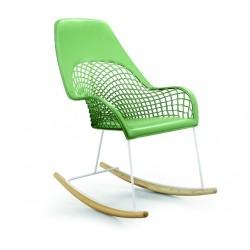 Chaise à bascule Guapa DNA.