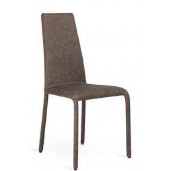 Chaise élégante de salle à manger Dora