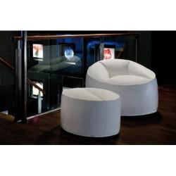 Fauteuil confortable et design Island