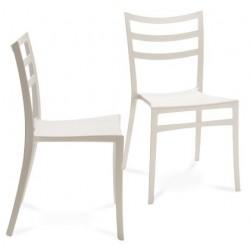 Chaise cuisine design SABRINA par Casprini.