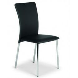 Chaise de salle à manger contemporaine EVA.