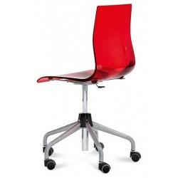 Chaise bureau GEL D à roulettes
