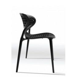 Chaise de jardin ANGEL anthracite